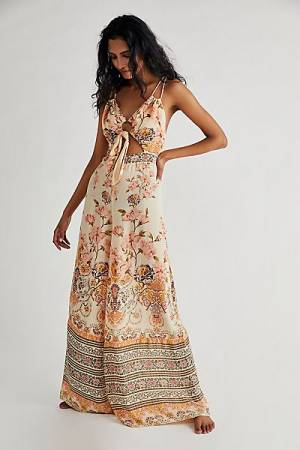 "Free People Boho Jumpsuit ""Sundown"""