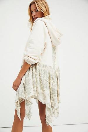 "Free People Sweater Jacket ""Moondust Cardigan"""