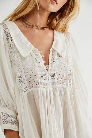 "Free People Top ""Everly Tunic Dress"""