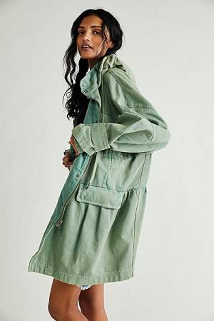 "Free People Jacket ""Nocturne Parka"""