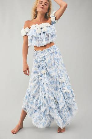 """Fillyboo Bohemian Skirt Set """"And She Was"""""""