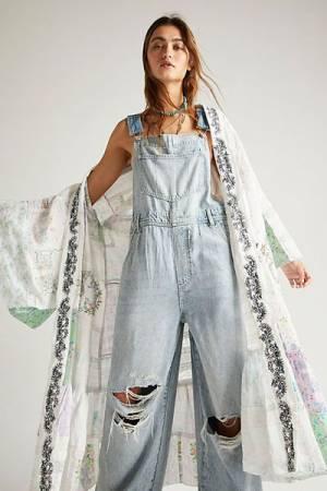 "Fillyboo Kimono ""Sweet Pea Robe"""