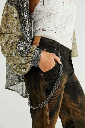 """Free People Cord Jeans """"Reese"""""""