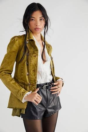 """Free People Jacket """"Victorian Grunge Blazer"""""""