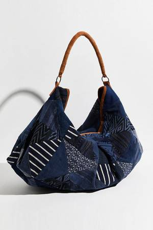 """Free People Bag """"Technicolor Patchwork Tote """""""