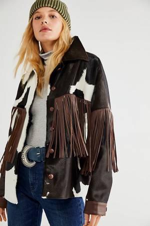"Dancassab Leather Jacket ""Taylor"""