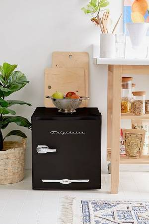 Frigidaire Retro-Inspired Mini Refrigerator