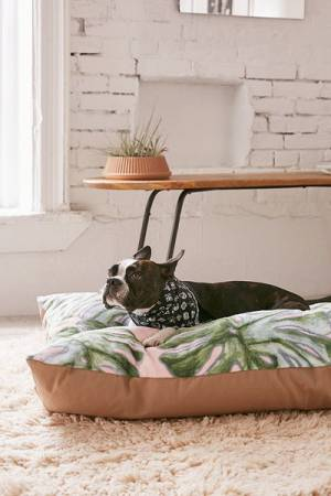 Deny Designs Tropical Fusion Pet Bed