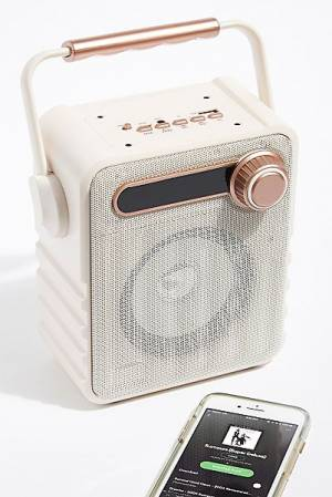 BPM Retro Bluetooth Wireless Speaker