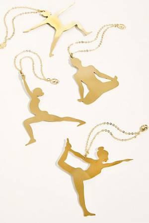 Yoga Pose Ornaments