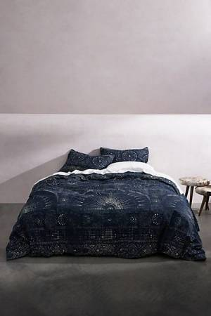 "Indigo Duvet Set ""Tashina Boho Bedding"""