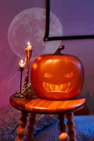 "The Pumpkin Projector Speaker ""Jabberin' Jack"""