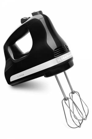 KitchenAid® 5-Speed Ultra Power™ Hand Mixer in Onyx Black