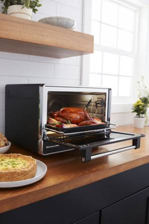 KitchenAid® Dual Convection Countertop Oven