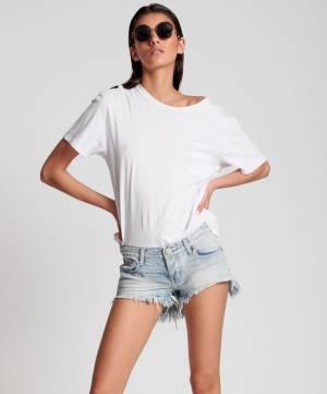 "OneTeaspoon Denim Shorts ""Diamonde Bonita Cutoffs"""