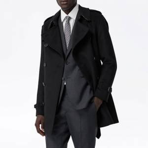 "Burberry Men's Trench Coat ""Wimbledon"""
