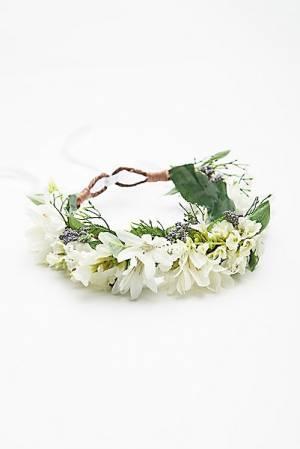 Sienna Meadow Floral Crown