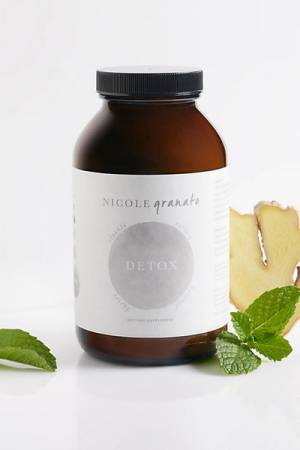 Nicole Granato Detox Herbal Supplement