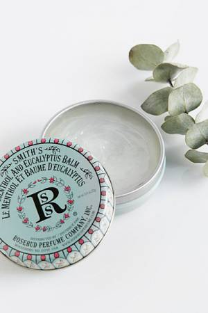 Rosebud Perfume Co. Smith's Menthol Eucalyptus Lip Balm