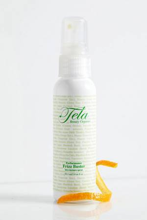 Tela Beauty Organics Hair Frizz Buster