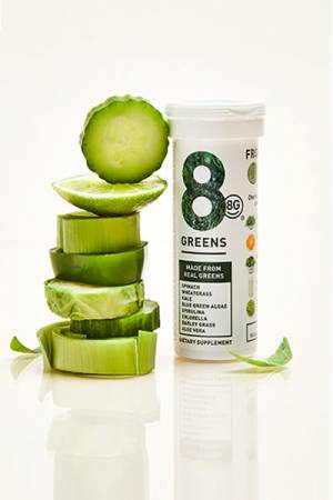8G 8 Greens Dietary Supplement