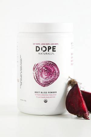 Dope Naturally Beet Bliss Powder Organic Supplement