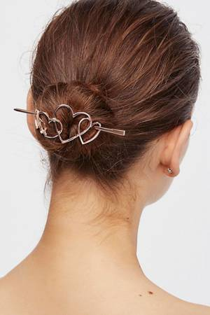 MAST Key to My Heart Hair Bun Holder