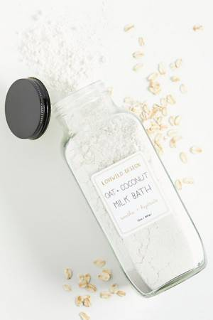 Lovewild Designs Organic Bath Milk