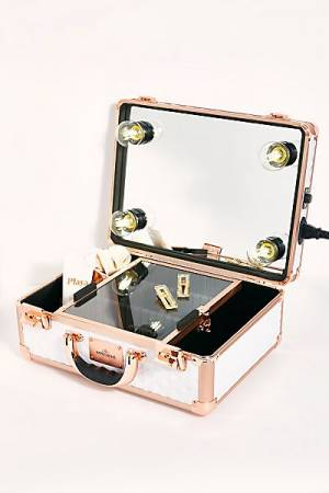 Illuminated Vanity Travel Case