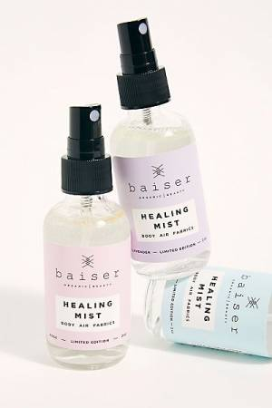 Baiser Organic Beauty Healing Mists