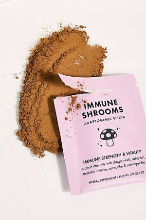 Immune Shrooms Herbal Supplement