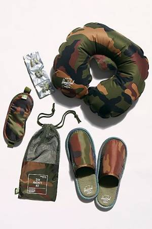 Herschel Camo Travel Amenity Kit