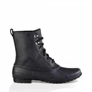 UGG Men's Yucca Boot Leather