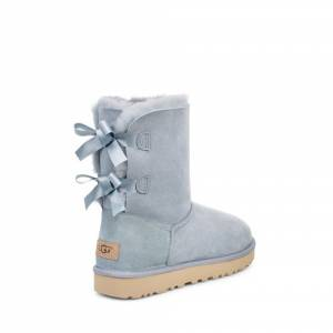 UGG Women's Bailey Bow II Boot Wool Blend