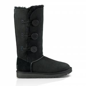 UGG Women's Bailey Button Triplet II Boot Sheepskin