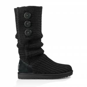 UGG Women's Classic Cardy Boot Wool Blend