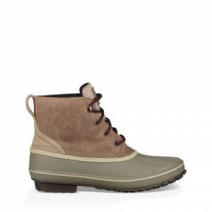 UGG Men's Zetik Waterproof Leather Boots