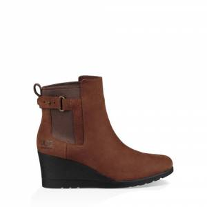 UGG Women's Indra Boot Leather