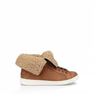 UGG Women's Starlyn Sneaker Leather