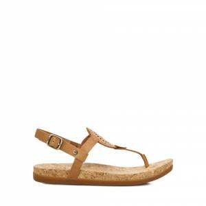 UGG Women's Ayden II Sandal Leather