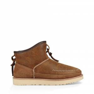 UGG Men's Campfire Bomber Pull-On Boot Leather