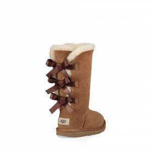 UGG Kids' Bailey Bow II Tall Boot Sheepskin