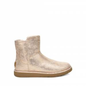 UGG Women's Abree Mini Stardust Boot Suede