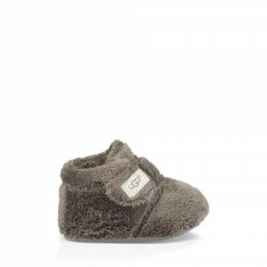 UGG Infants' Bixbee Bootie And Lovey Blanket Suede