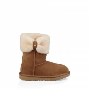 UGG Kids' Ramona Classic II Short Boot Sheepskin