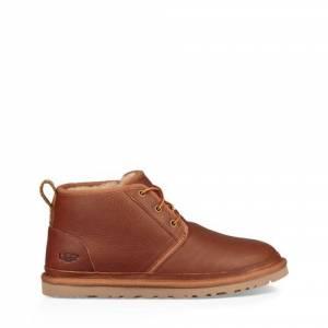UGG Men's Leather Neumel Boot Wool Blend