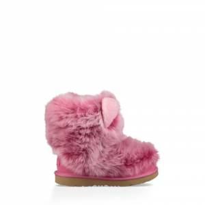 UGG Toddlers' Pinkipuff Classic II Boot Sheepskin
