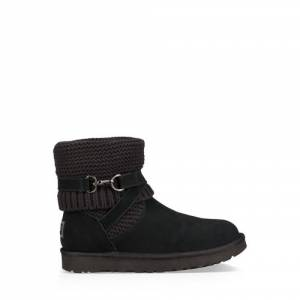 UGG Women's Purl Strap Boot Suede