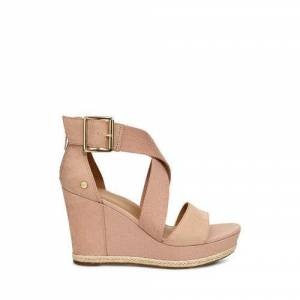 UGG Women's Calla Wedge Canvas