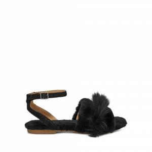 UGG Women's Fluff Fest Sandal Sheepskin